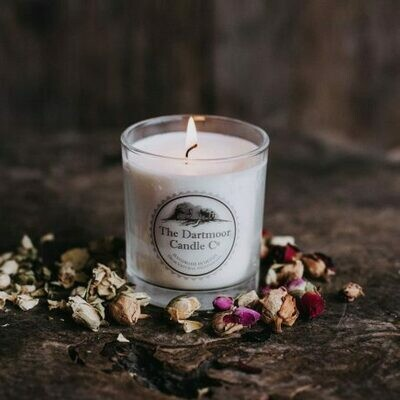 Lemon & Palmarosa Candle - 250g