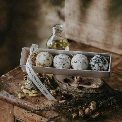 Aromatherapy Bath Truffles