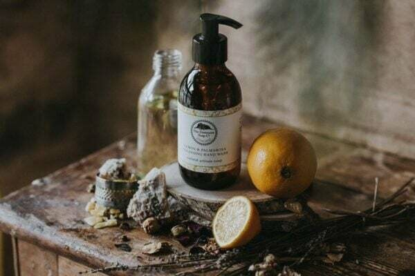Uplifting Hand Wash - Lemon & Palmarosa