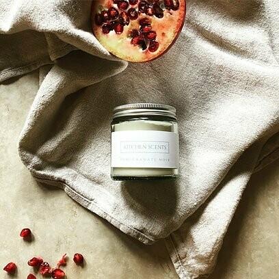 Pomegranate Noir Candle - 120ml