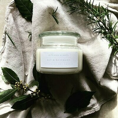 Bay & Rosemary Candle - 250ml