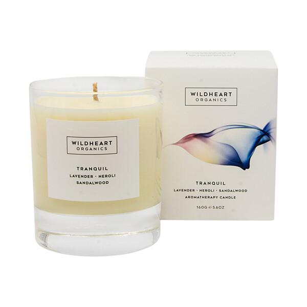 Lavender, Neroli, Sandalwood Candle - 160g