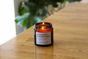 Frankincense and Myrrh One Wick Candle 180ml