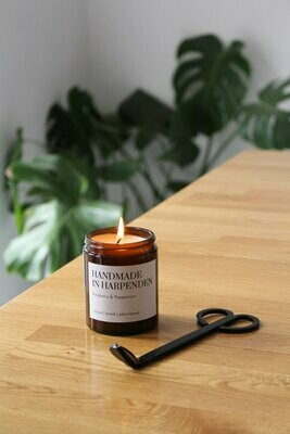 Raspberry and Peppercorn One Wick Candle 180ml
