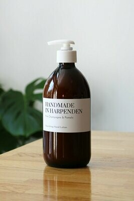 Pink Champagne and Pomelo Nourishing Hand Lotion 500ml