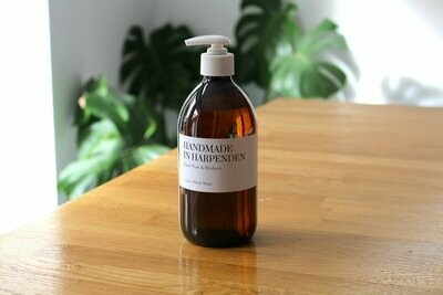 Black Plum and Rhubarb Fine Liquid Hand Soap 500ml