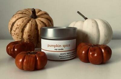 Pumpkin Spice Candle - 100g