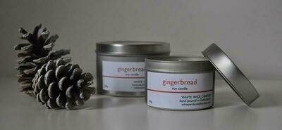 Gingerbread Candle - 100g