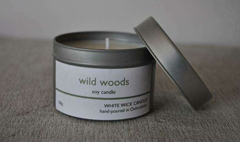 Wild Woods Candle - 100g