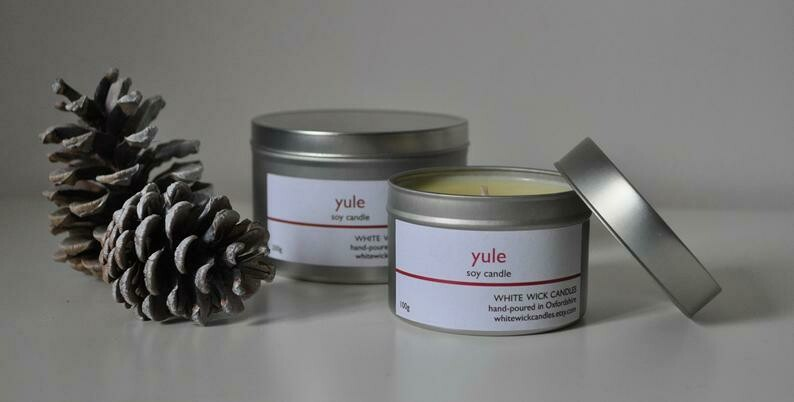 Yule Candle - 100g