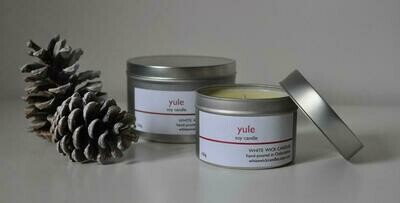 Yule Candle - 100g