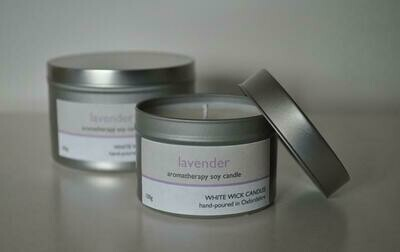 Lavender Candle - 100g