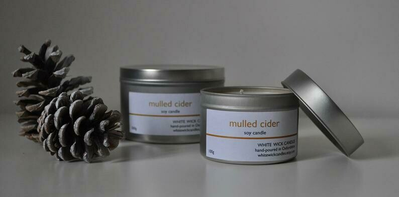 Mulled Cider Candle - 100g