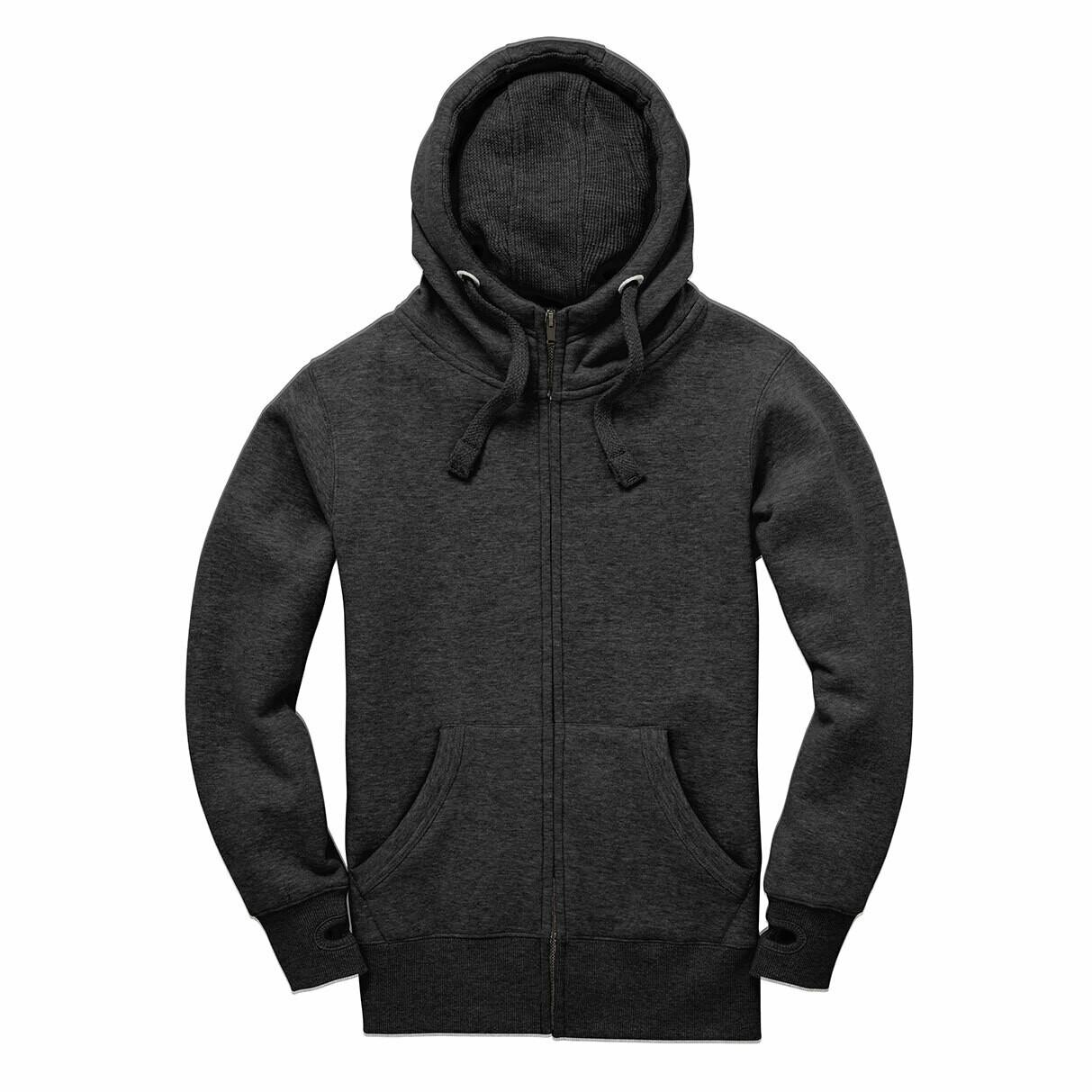 Ultra Peach Finish Zip hoodie