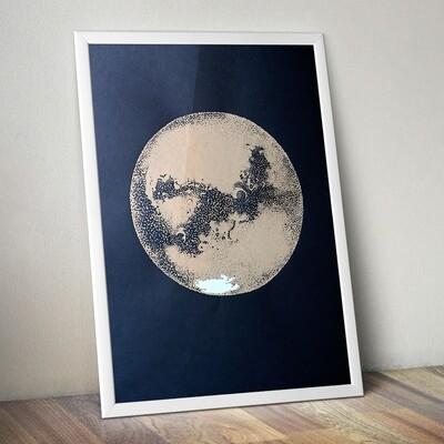 LIFE ON MARS — poster