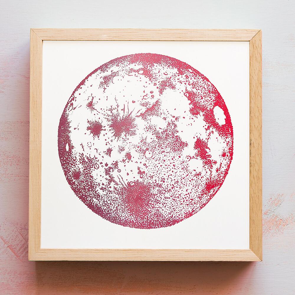 Full Moon — Pink