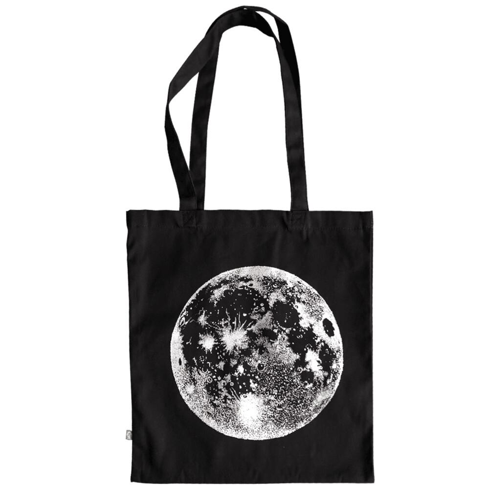 SILVER MOON — Tote bag