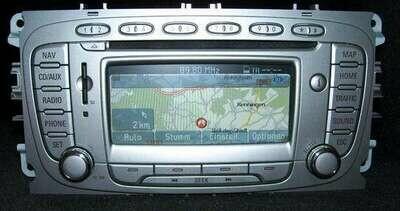 Reparatur Blaupunkt FORD TravelPilot FX Navi // zieht Batterie leer oder geht nicht mehr an