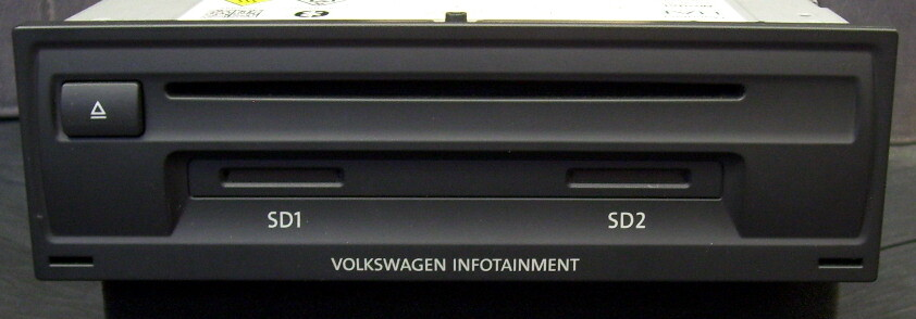 Reparatur VW Discover Pro - Tonausgabe fehlerhaft