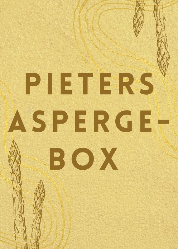 Pieters Asperge Box 2 pers. (PAAS SPECIAL)