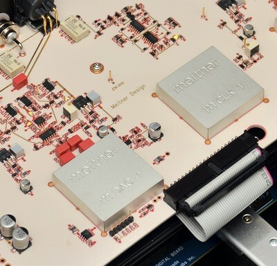 Upgrade V2 pour DAC Meitner MA1 ou Emmlabs DAC2X