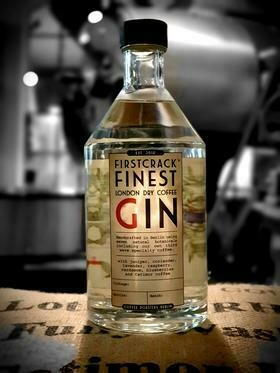 Firstcrack's Coffee Gin 500ml