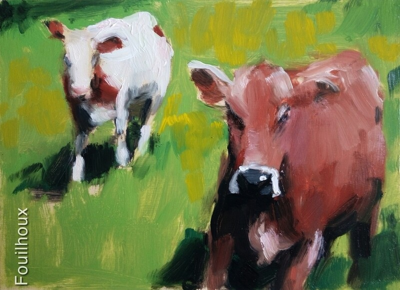 Vache 2 / Cow 2