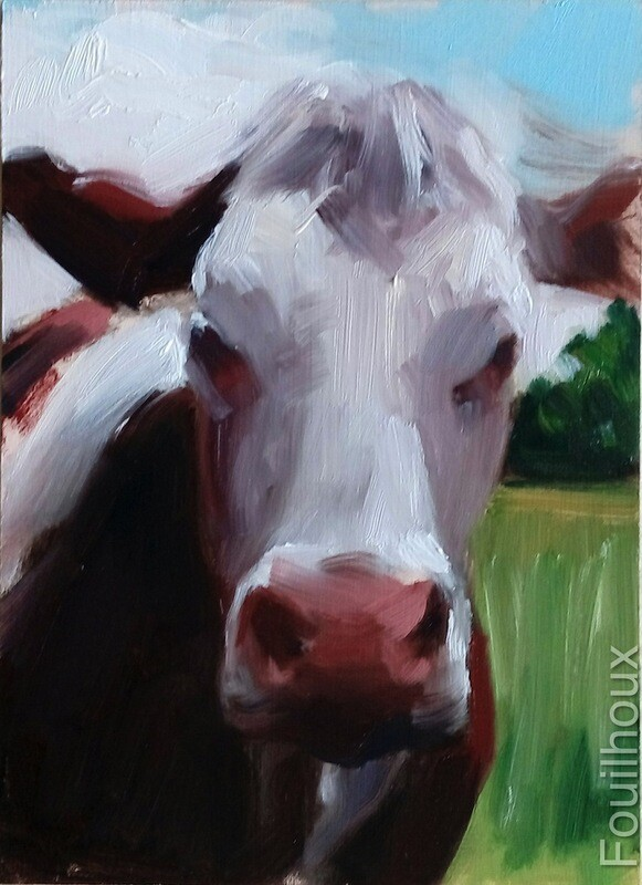 Vache 1 / Cow 1