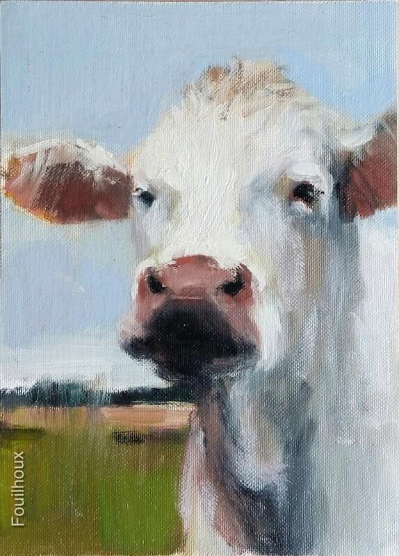 vache 6 / cow 6