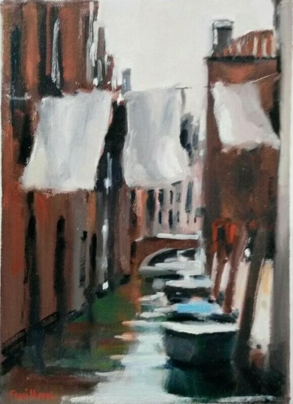 Venise, rio Alvise