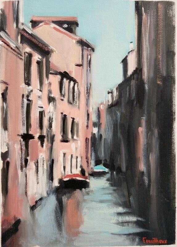 Venice, ponte dei scudi 2