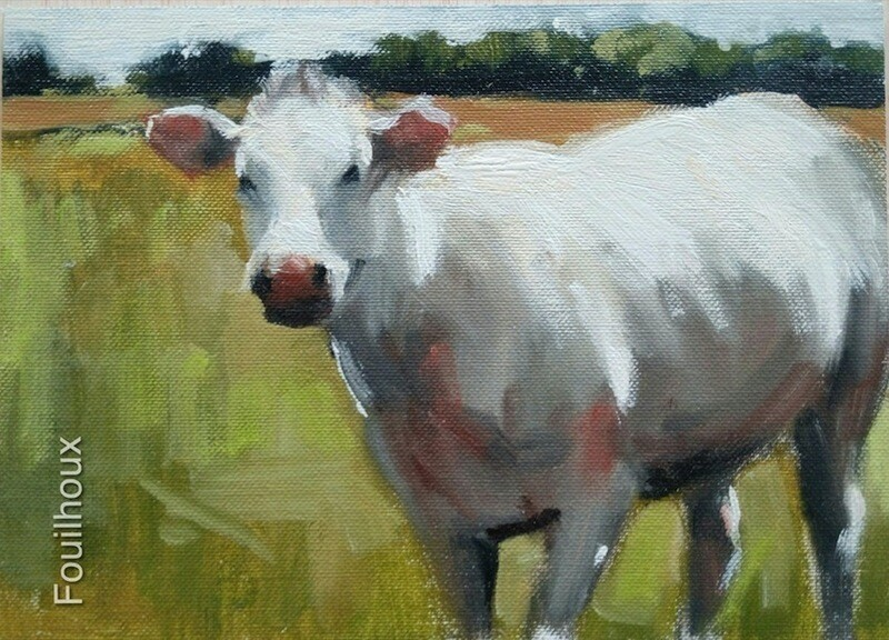 vache 5 / cow 5