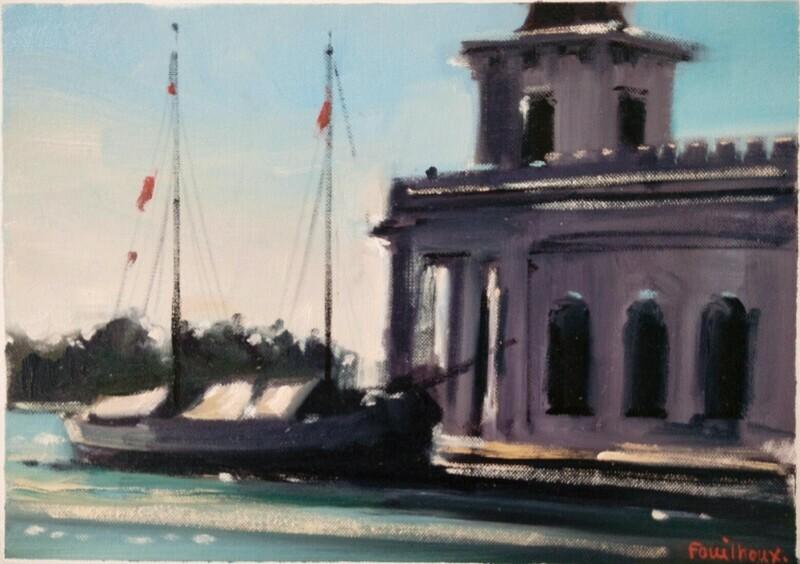Venice, La Dogana