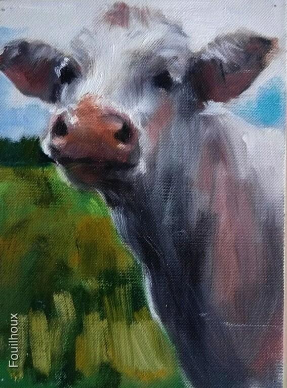vache 3 / cow 3
