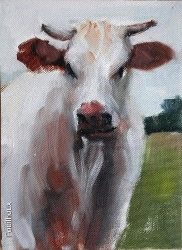 vache 4 / cow 4