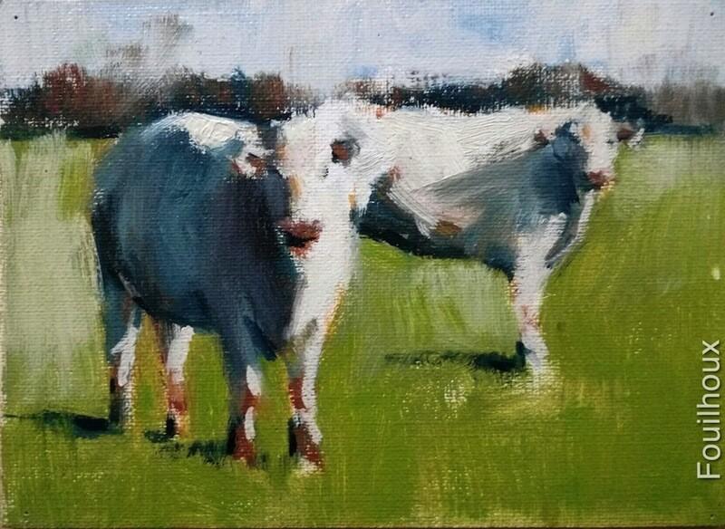 vache 10 / cow 10