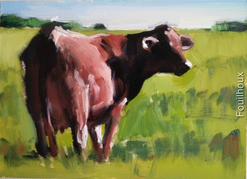 vache 12 / cow 12