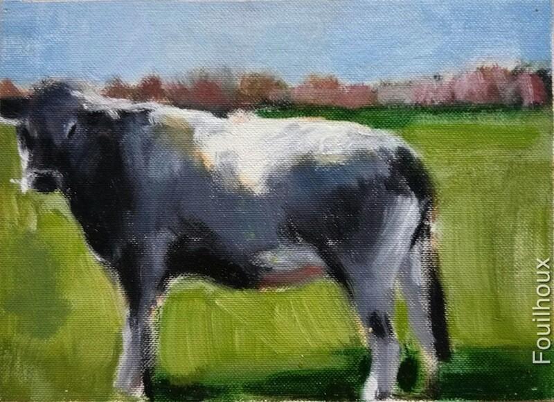 vache 11 / cow 11