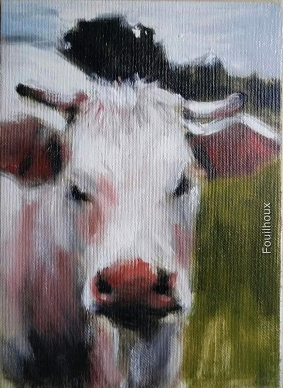 vache 13 / cow 13