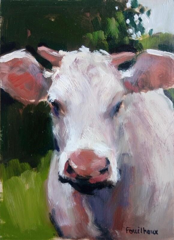 vache 18 / cow 18