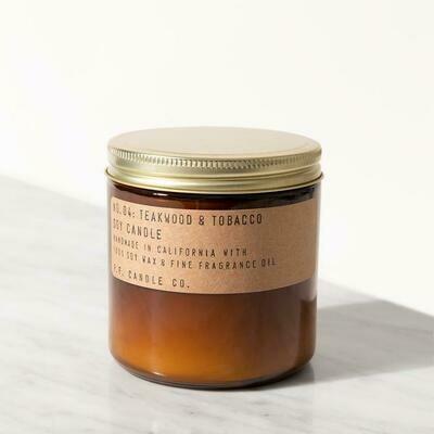 Teakwood & Tobacco maxi žvakė