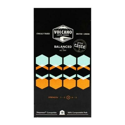 Volcano Balanced all day kavos kapsulės