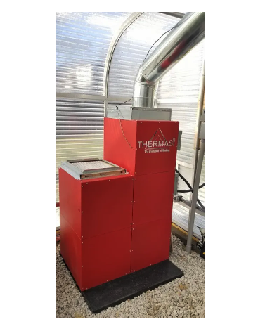 Greenhouse Heating Kit