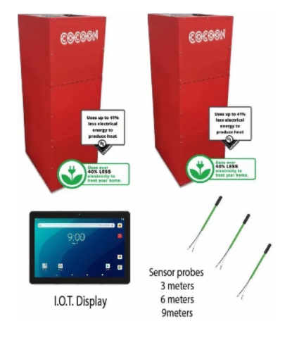 COCOON Room Bio-Defense System