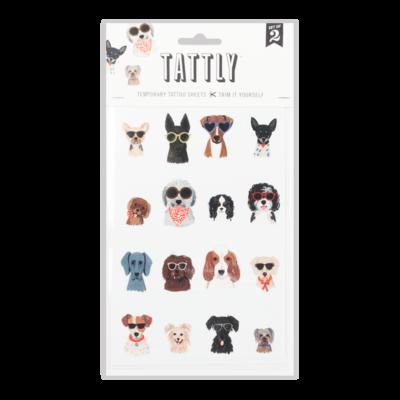 Dog Days - Full Sheets (set of 2)