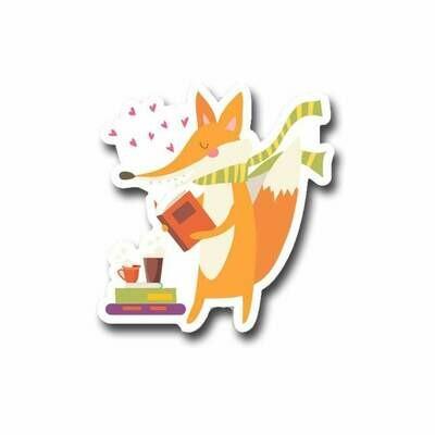 Mr. Fox Loves to Read
