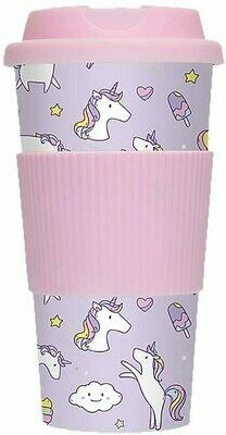 Unicorn Traveling Mug