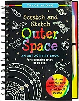 Scratch & Sketch Outer Space (Trace Along)