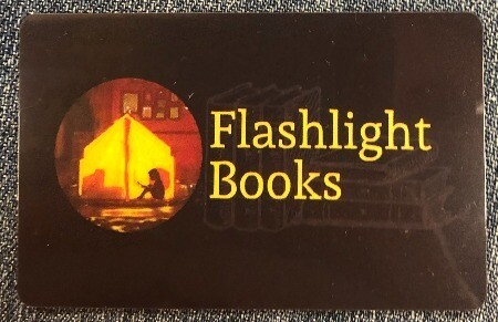 Flashlight Books Gift Card