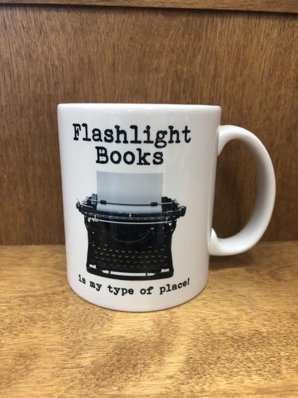 Flashlight Books Mug (11oz)